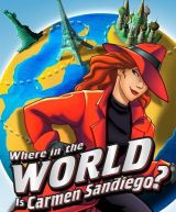 How Carmen Sandiego Changed My Life